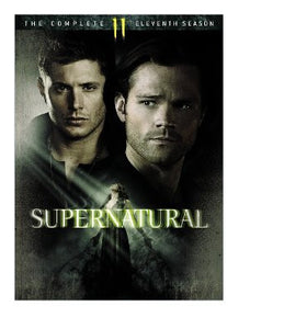 Supernatural: Season 11 (DVD) - DVDsHQ