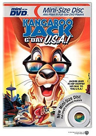 Kangaroo Jack - G'Day USA! (DVD) - DVDsHQ