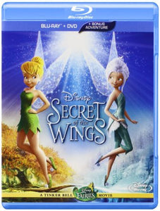 Tinker Bell: Secret of the Wings (Two-Disc Blu-ray/DVD Combo) - DVDsHQ