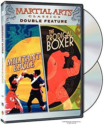 Militant Eagle / The Prodigal Boxer (DVD) - DVDsHQ