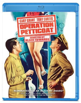 Operation Petticoat (Blu-Ray) - DVDsHQ