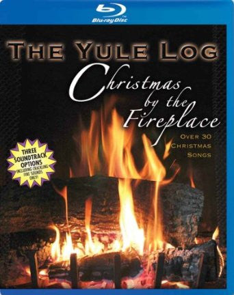 The Yule Log - Christmas by the Fireplace [Blu-ray] - DVDsHQ