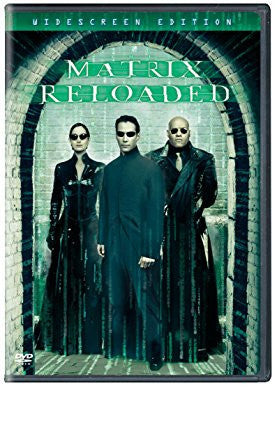 The Matrix Reloaded (DVD) - DVDsHQ