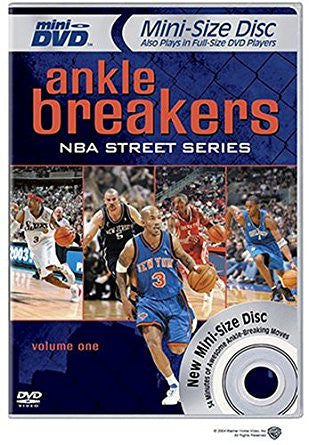 NBA Street Series - Ankle Breakers Volume One (DVD) - DVDsHQ