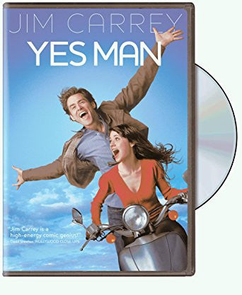 Yes Man (DVD) - DVDsHQ