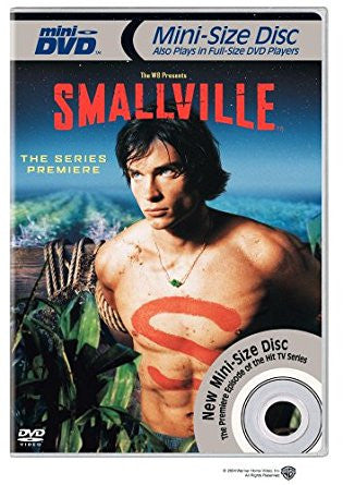 Smallville - Pilot (DVD) - DVDsHQ