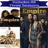 Empire DVD Seasons 1-3 Set 20th Century Fox DVDs & Blu-ray Discs > DVDs