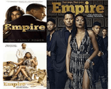 Empire TV Series Seasons 1-3 DVD Set 20th Century Fox DVDs & Blu-ray Discs > DVDs