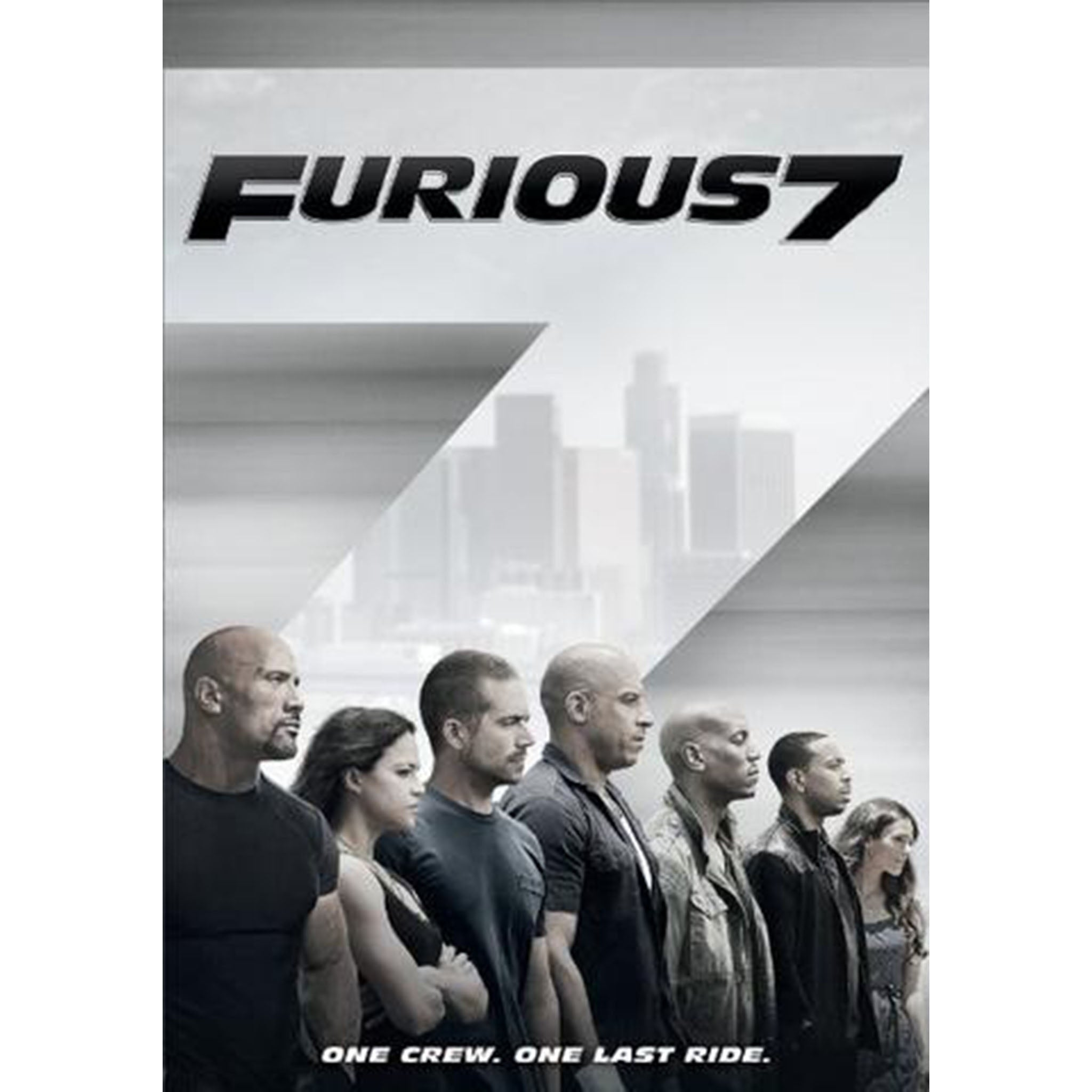 Furious 7 (DVD) - DVDsHQ