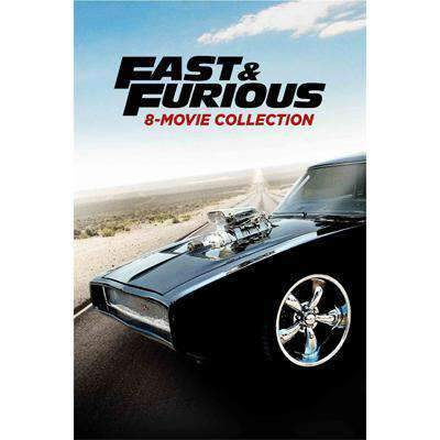 Fast & Furious DVD Collection Includes All 8 Movies! Universal Studios DVDs & Blu-ray Discs > DVDs > Box Sets