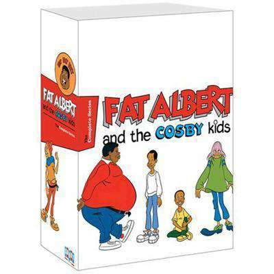 Fat Albert and the Cosby Kids DVD Complete Series Box Set Shout! Factory DVDs & Blu-ray Discs > DVDs > Box Sets