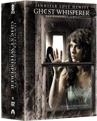 Ghost Whisperer The Complete Series on DVD Paramount Home Entertainment DVDs & Blu-ray Discs