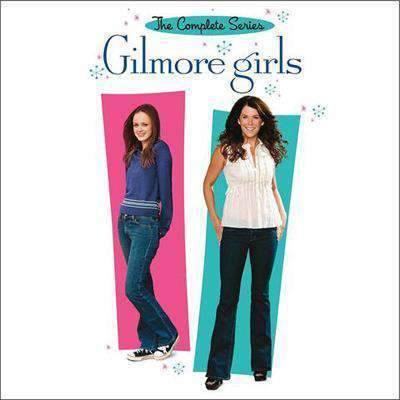 Gilmore Girls DVD Complete Series Box Set Warner Brothers DVDs & Blu-ray Discs > DVDs > Box Sets