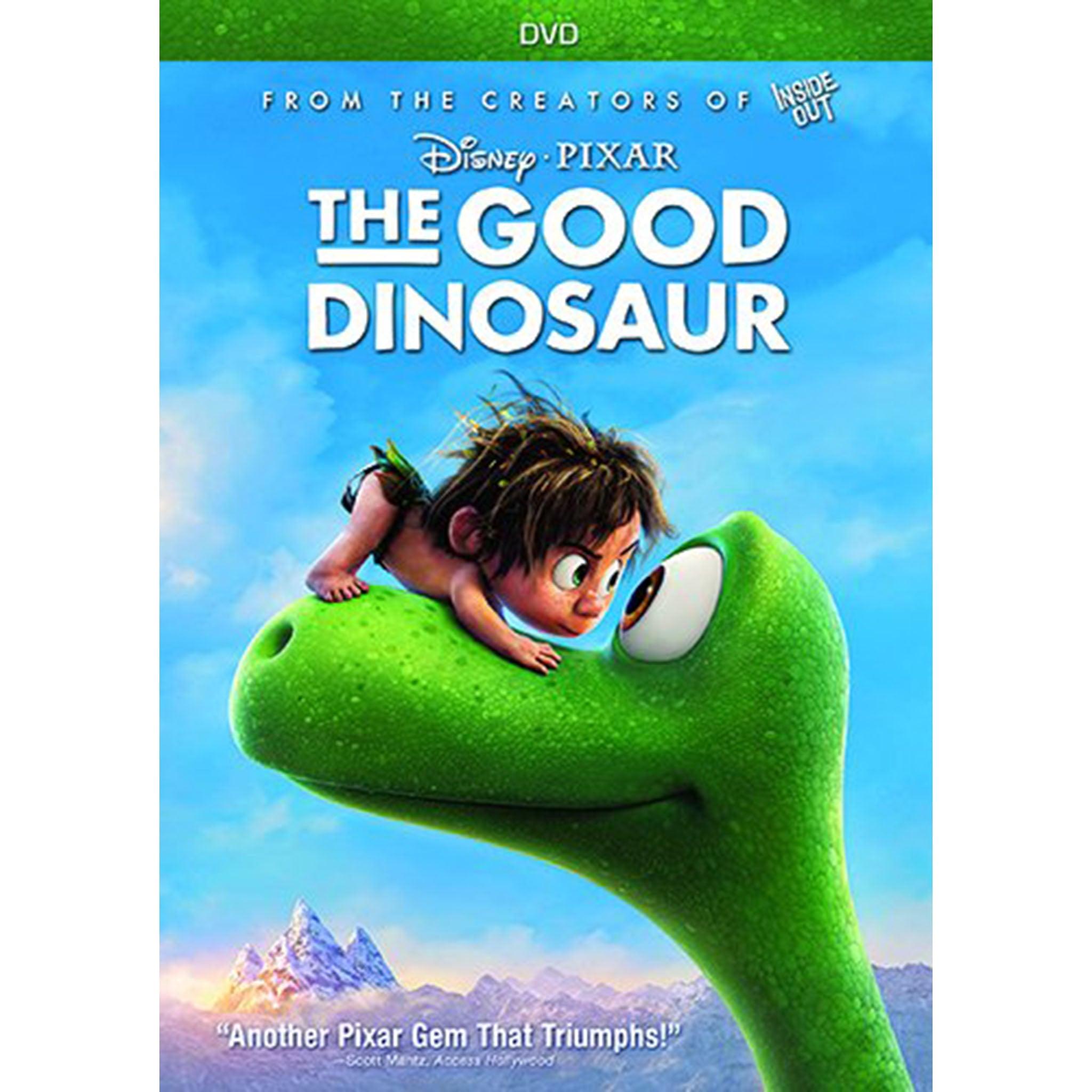 The Good Dinosaur (DVD) - DVDsHQ