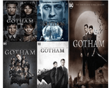 Gotham TV Series Seasons 1-5 DVD Set Warner Brothers DVDs & Blu-ray Discs > DVDs