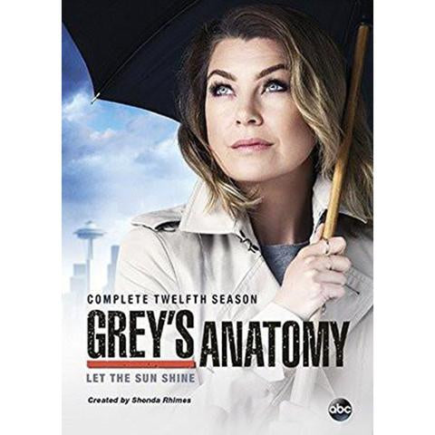 Grey's Anatomy Season 12 (DVD) - DVDsHQ