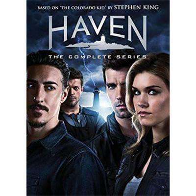 Haven DVD Complete Series Box Set Sony DVDs & Blu-ray Discs > DVDs > Box Sets