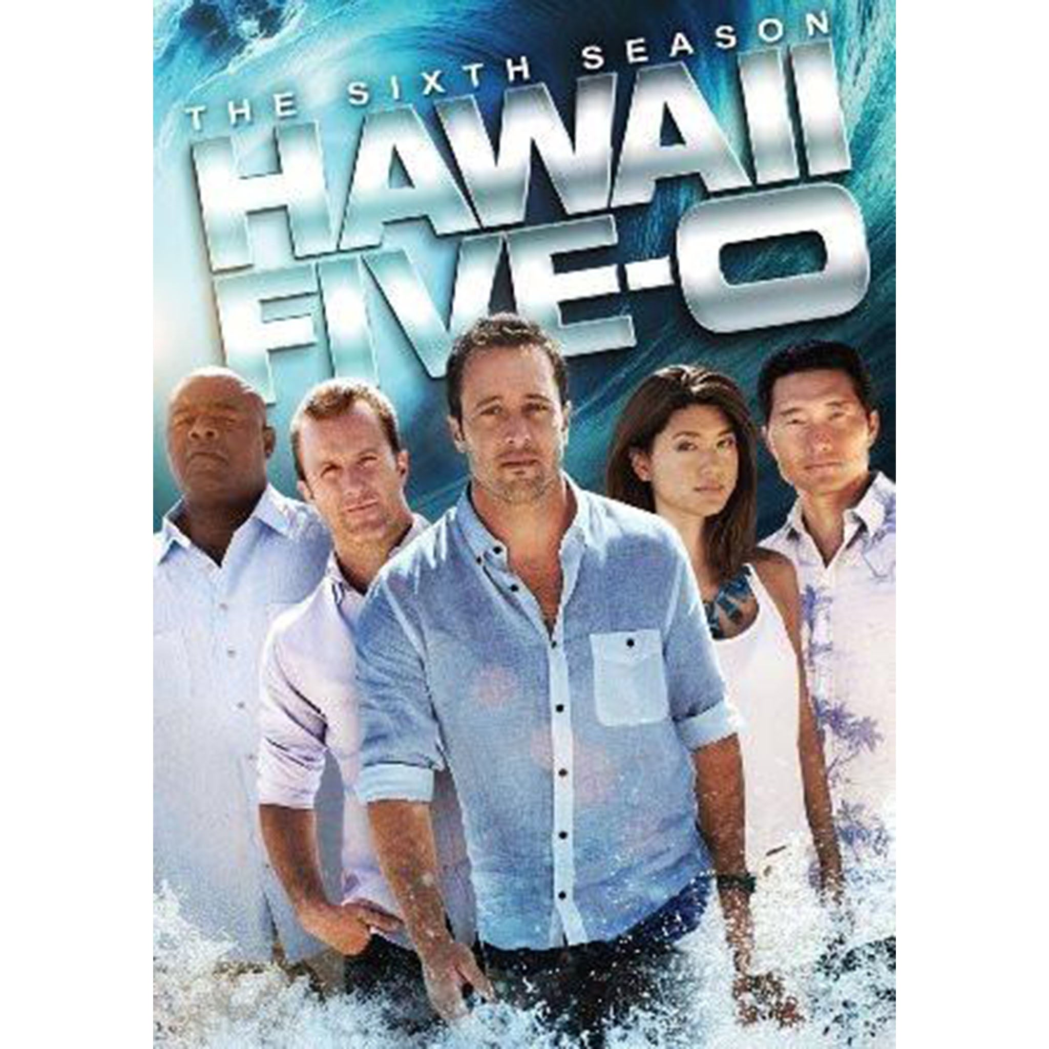Hawaii Five-O: Season 6 (DVD) - DVDsHQ