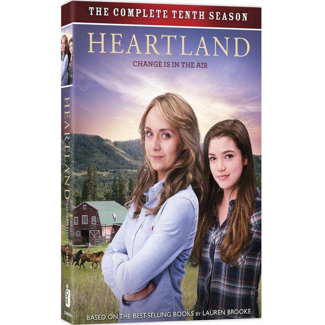 Heartland Season 10 (DVD) - DVDsHQ
