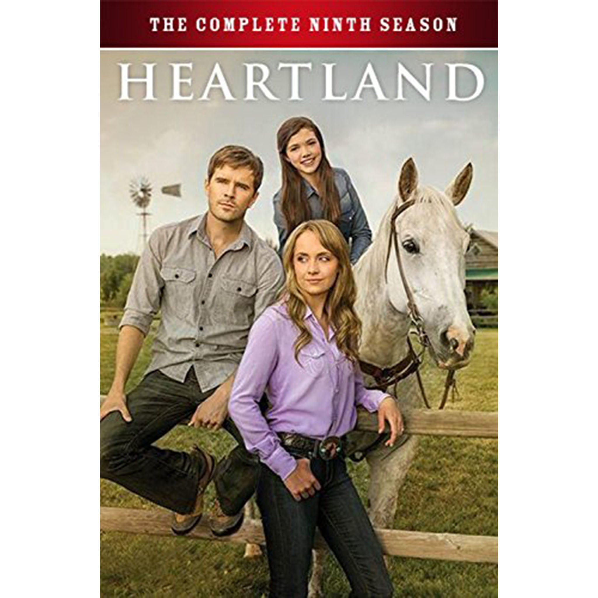 Heartland: Season 9 (DVD) - DVDsHQ