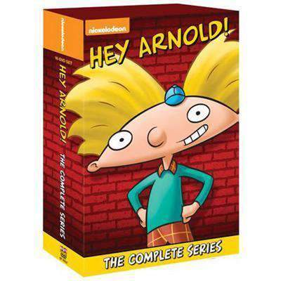 Hey Arnold DVD Complete Series Box Set Shout! Factory DVDs & Blu-ray Discs > DVDs > Box Sets