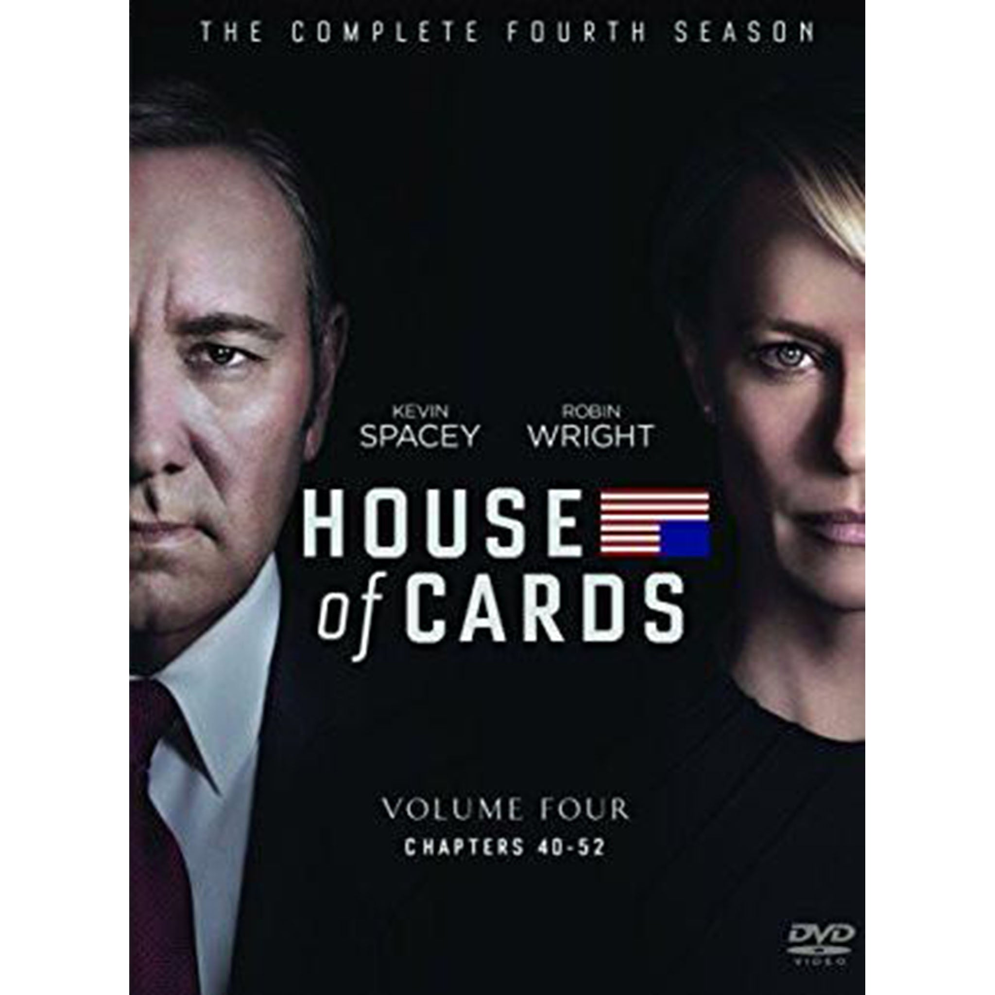 House of Cards: Season 4 (DVD) - DVDsHQ