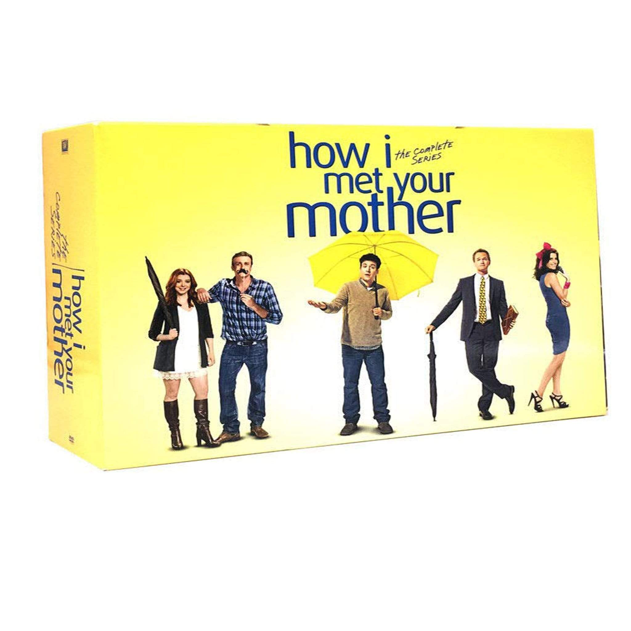How I Met Your Mother DVD Complete Series Box Set 20th Century Fox DVDs & Blu-ray Discs > DVDs > Box Sets