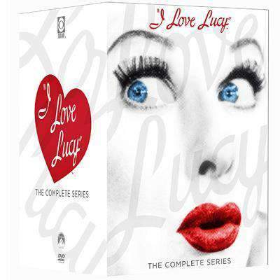 I Love Lucy DVD Complete Series Box Set 20th Century Fox DVDs & Blu-ray Discs > DVDs > Box Sets