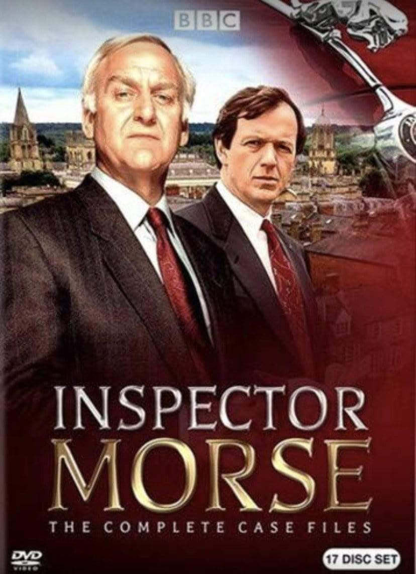 Inspector Morse The Complete Series On DVD Blaze DVDs