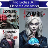 iZombie DVD Seasons 1-3 Set Warner Brothers DVDs & Blu-ray Discs > DVDs