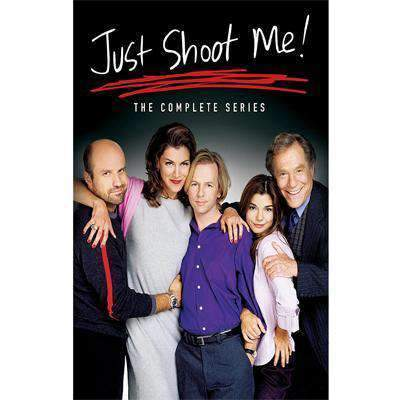 Just Shoot Me DVD Complete Series Box Set Shout! Factory DVDs & Blu-ray Discs > DVDs > Box Sets