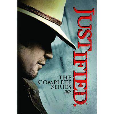 Justified DVD Complete Series Set - DVDsHQ