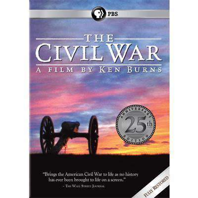 Ken Burns The Civil War DVD Complete Set PBS DVDs & Blu-ray Discs > DVDs > Box Sets