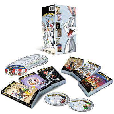 Looney Tunes Golden Collection DVD Volume 1-6 Set Warner Brothers DVDs & Blu-ray Discs > DVDs > Box Sets