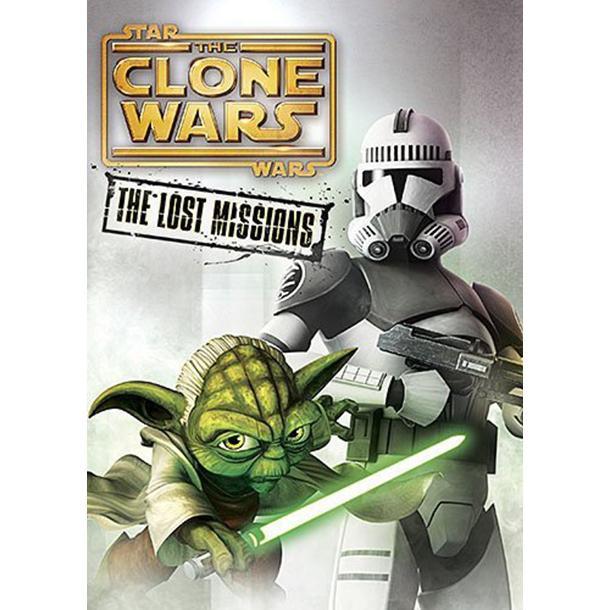 Star Wars: The Clone Wars - The Lost Missions (DVD) - DVDsHQ