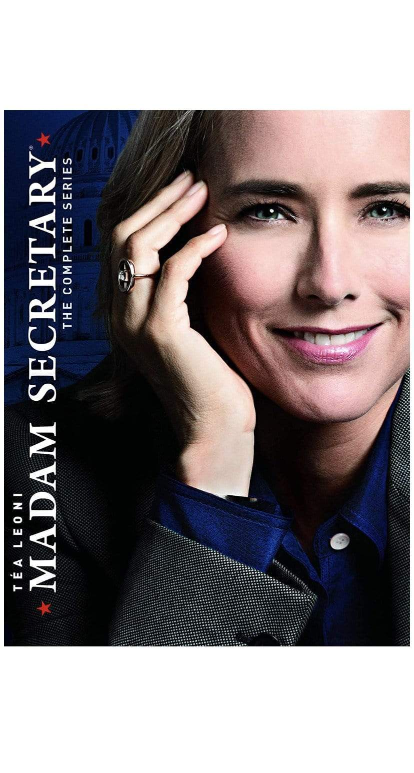 Madam Secretary DVD Complete Series Set Paramount Home Entertainment DVDs & Blu-ray Discs > DVDs