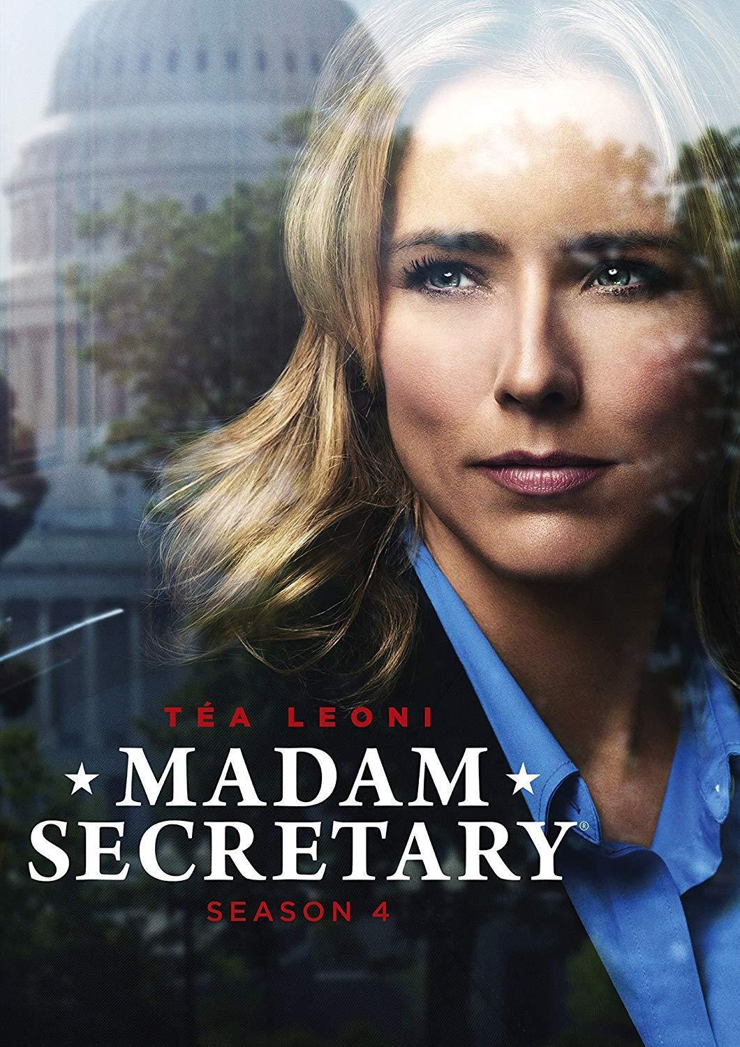 Madam Secretary season 4 DVD - DVDsHQ
