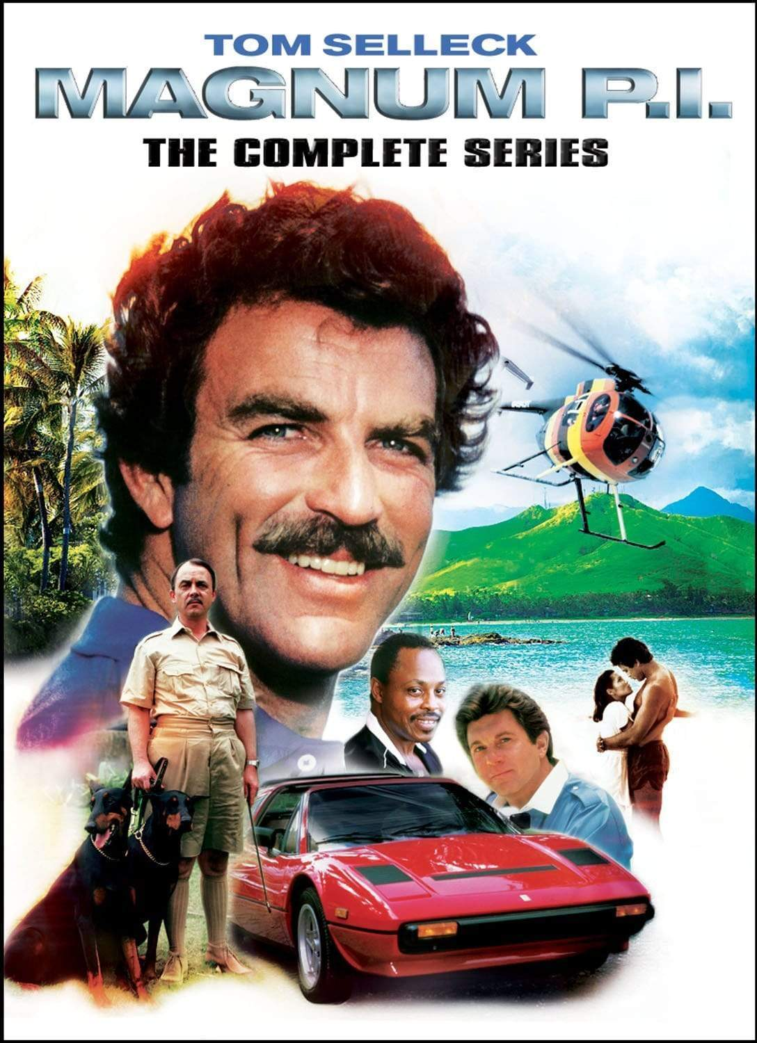 Magnum P.I. DVD Complete Series Box Set Universal Studios DVDs & Blu-ray Discs > DVDs > Box Sets