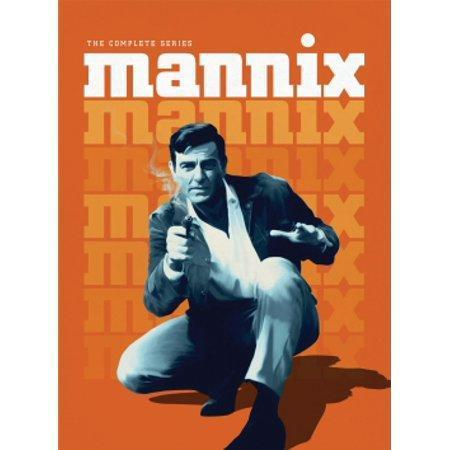 Mannix Complete Series On DVD Paramount Home Entertainment DVDs & Blu-ray Discs