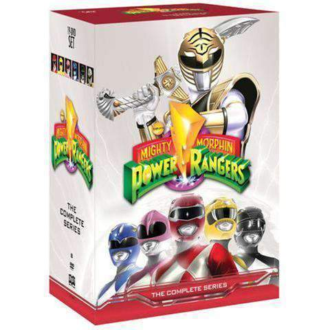Mighty Morphin Power Rangers DVD Complete Series Box Set Shout! Factory DVDs & Blu-ray Discs > DVDs > Box Sets