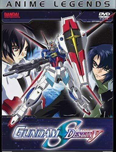 Mobile Suit Gundam Seed Destiny Collection 1 DVD Bandai DVDs & Blu-ray Discs