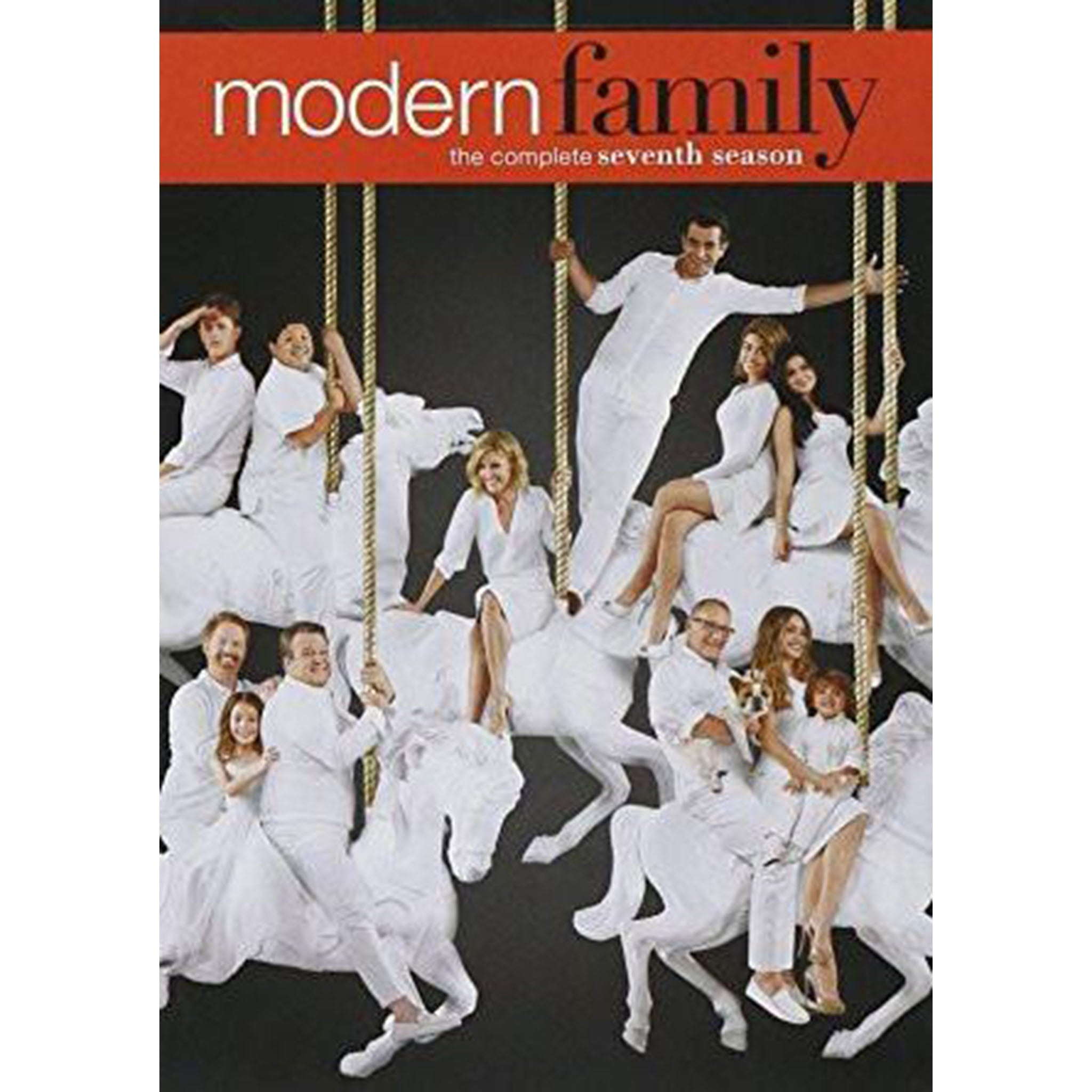 Modern Family Season 7 (DVD) - DVDsHQ