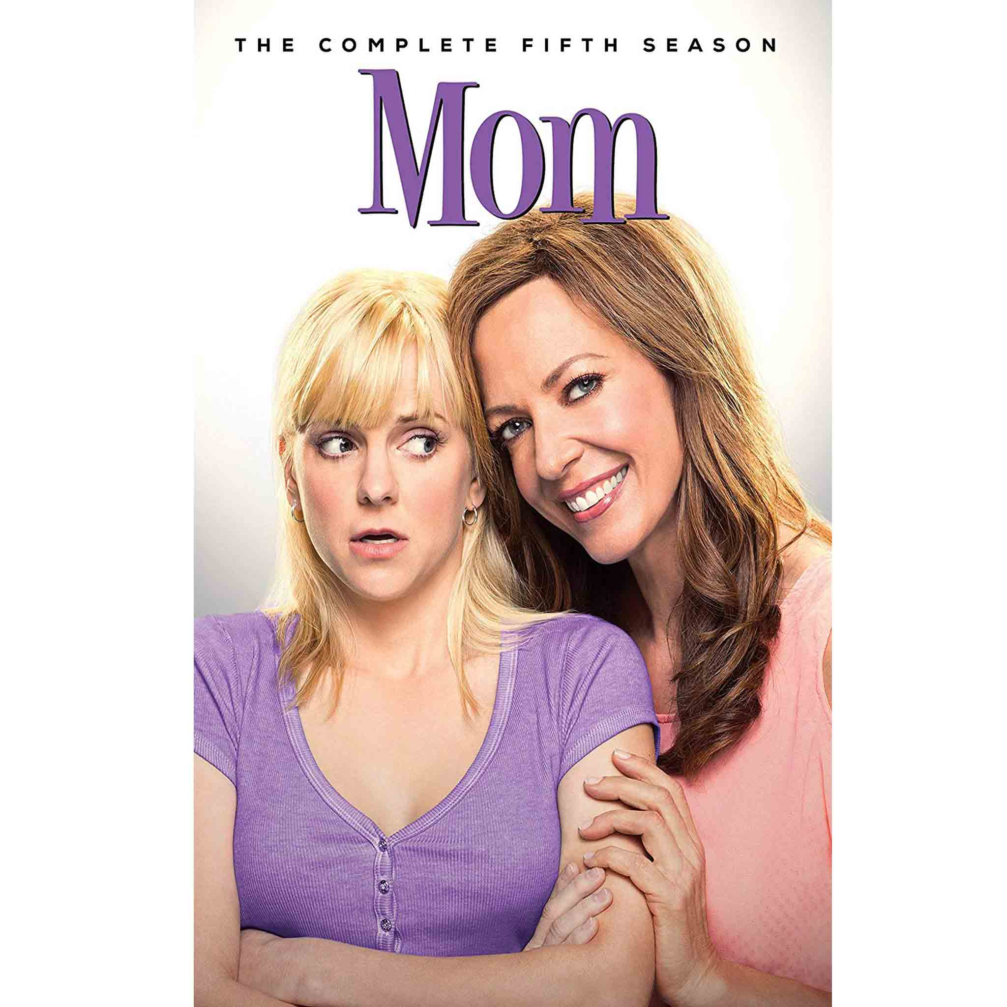 Mom Season 5 (DVD) - DVDsHQ