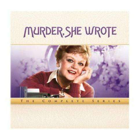 Murder She Wrote DVD Complete Series Box Set - DVDsHQ