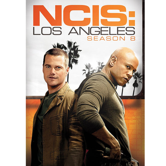 NCIS Los Angeles Season 8 - DVDsHQ