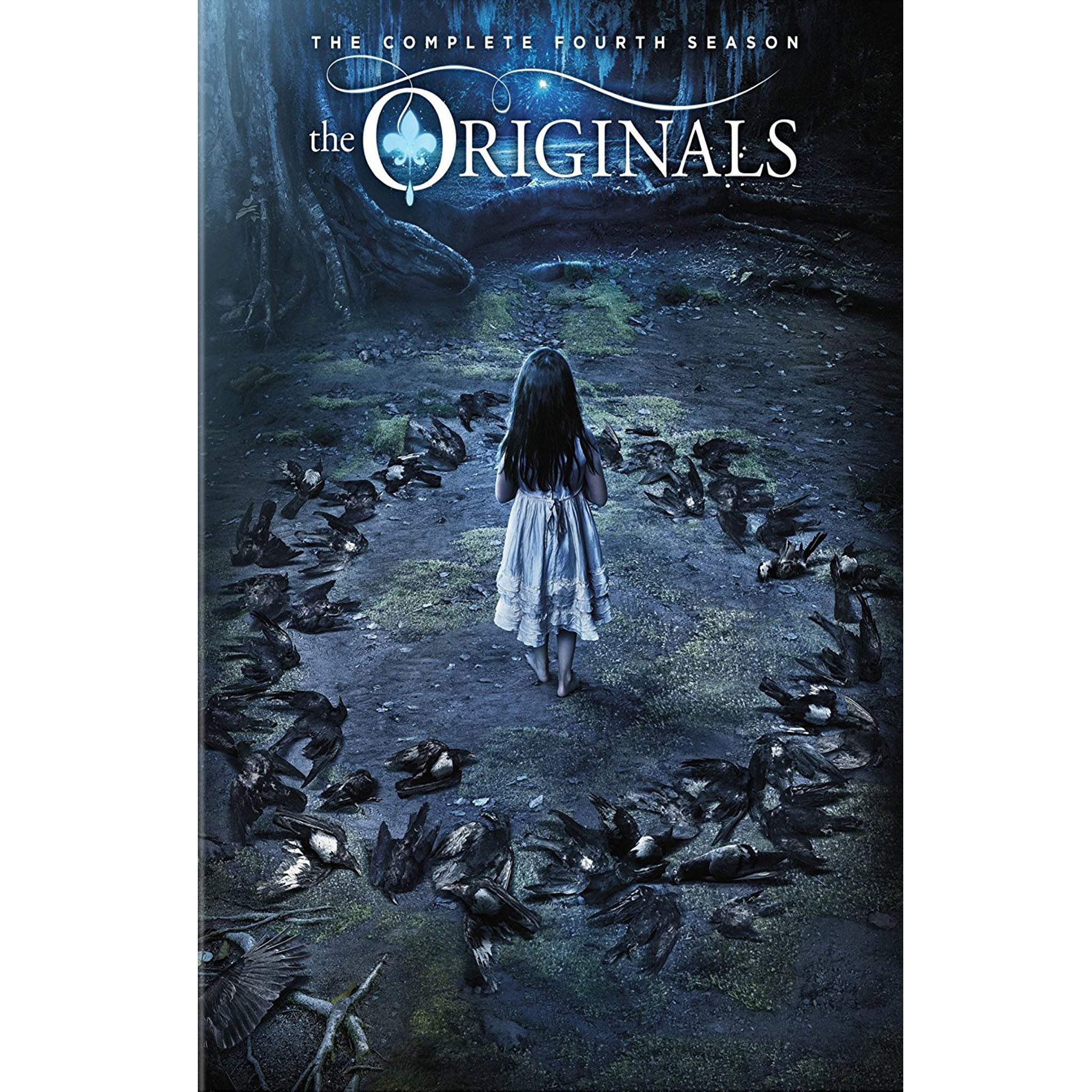 The Originals Season 4 (DVD) - DVDsHQ
