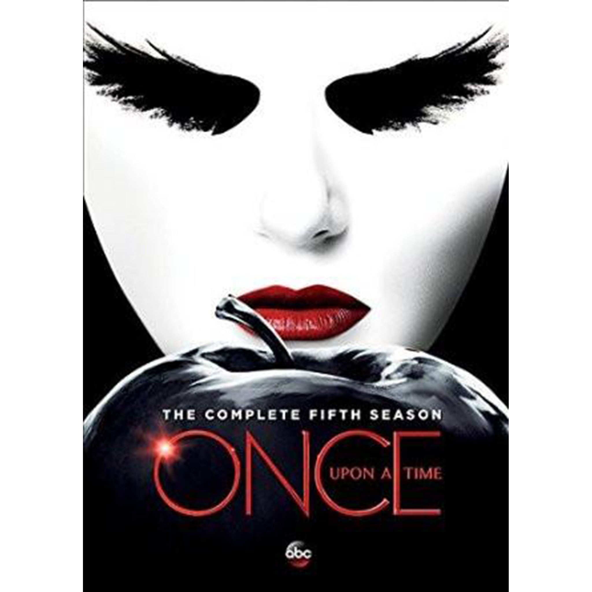 Once Upon A Time Season 5 (DVD) - DVDsHQ