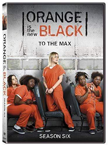 Orange is the New Black Season 6 DVD Lionsgate DVDs & Blu-ray Discs