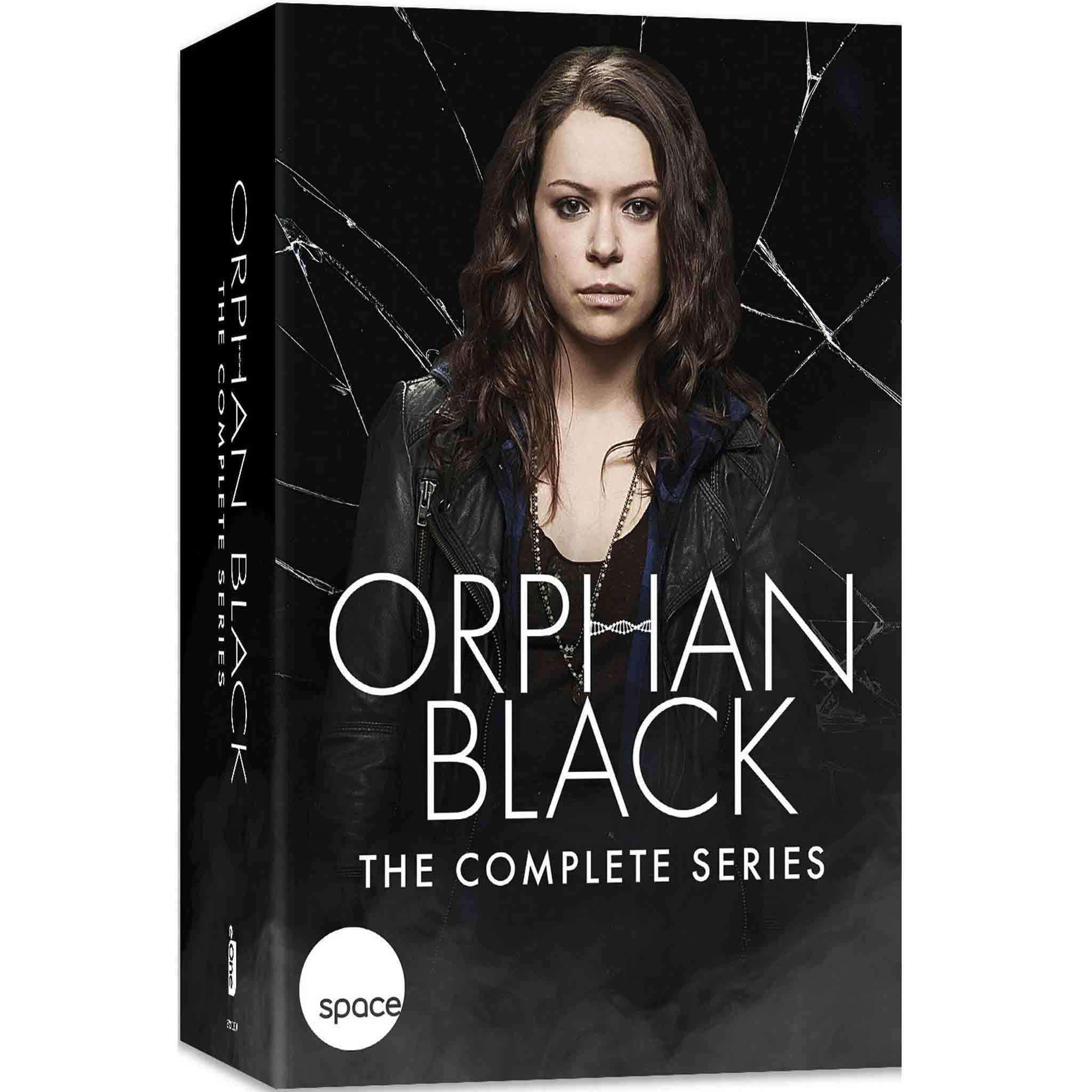 Orphan Black DVD Season 1-5 Complete Set BBC America DVDs & Blu-ray Discs > DVDs > Box Sets