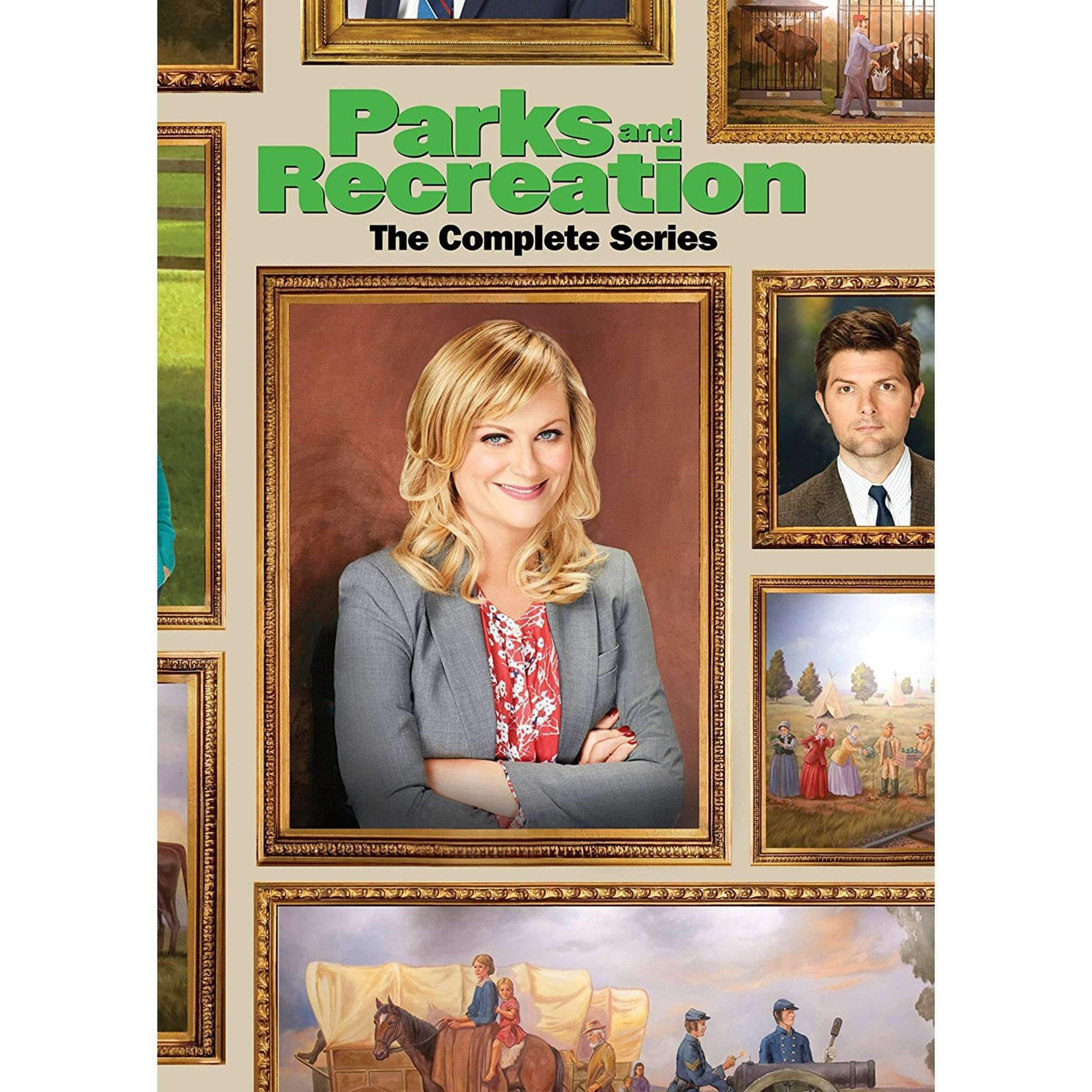 Parks and Recreation DVD Complete Series Box Set Universal Studios DVDs & Blu-ray Discs > DVDs > Box Sets